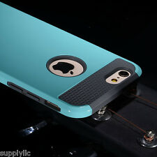 Heavy Duty Hybrid Rugged Hard Case Cover For Apple iPhone 5C C  Screen Prot