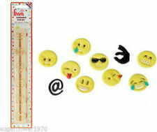 FMM expresión icono Emoji Emoticonos Cutter Set para Decoración de Pasteles Sugarcraft