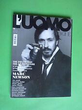 L'UOMO VOGUE magazine Aprile/April 2008 390 Marc Newson Rem Koolhaas Zaha Hadid