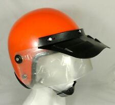 Russian Vintage Motorbike Scooter Helmet Salyut-2 with Visor & Protective Screen