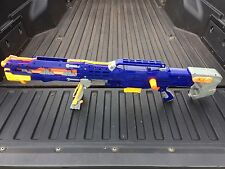 Old Blue Nerf Long Shot CS-6