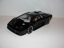 Hot Wheels 1:18 Lamborghini Diablo GTR in Black