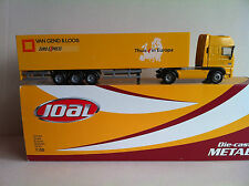 Lion Toys-Lion car DAF TNT VAN GEND & LOOS EURO EXPRESS EUROPE TRUCK & TRAILER