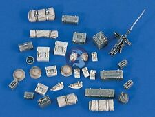 Verlinden 1/48 Bren Gun (Universal) Carrier Stowage & Accessories Set WWII 2274