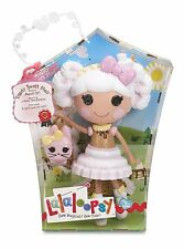 "Lalaloopsy 13"" Doll - Toasty Sweet Fluff with Pet Bunny - NIB"