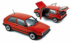 VW Volkswagen Golf 2 CL 3-türig 1983-87 Typ 19E rot red 1:18 Norev
