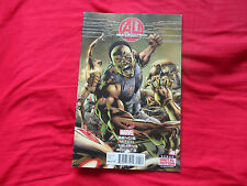 AGE OF ULTRON MINI SERIES BOOK FOUR. JUNE 2013. LUKE CAGE. BENDIS.HITCH.  MINT