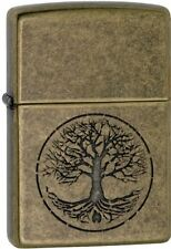 Zippo Windproof Tree Of Life Lighter, 29149, New In Box