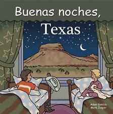 Buenas Noches, Texas (Good Night Our World) (Spanish Edition) - New - Gamble, Ad