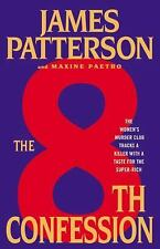 Women's Murder Club the 8TH CONFESSION Hardcover James Patterson Book 8 (eight)
