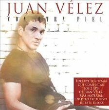 Con Otra Piel * by Juan Velez (CD, Mar-2011, Universal Distribution) BRAND NEW