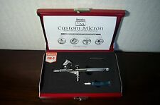 ANEST IWATA CM-C2 Airbrush 0.23mm 7.0ml Custom Micron Series From Japan