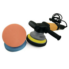 Astro Pneumatic 3058 6-Inch 8-mm Dual Action R&om Orbital Polisher Pad Kit-3pc