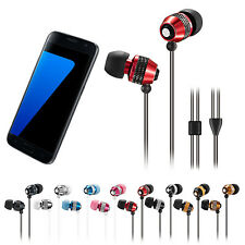 Earbuds Headphones Without Mic For Samsung Galaxy S7/S7 Edge For iphone 6 NEW