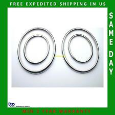 NEW Mercedes E320 fits 96-02 Headlight Trim Ring 4pc OE# W210-HLR