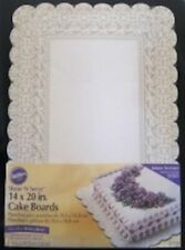 NEW! Wilton ***14x20 in SHOW n SERVE SERVING BOARDS***