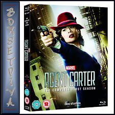 MARVELS AGENT CARTER - COMPLETE SEASON 1 *BRAND NEW BLU-RAY***
