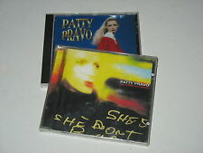 PATTY PRAVO cd sigillato UNA DONNA DA SOGNARE (2000) + Best 2006
