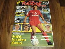 KICKER EXTRA  --  Fußball Magazin  Nr. 10/1988 / Porträt: THOMAS HÄßLER