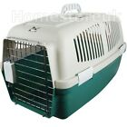 PET BIRD CAT DOG PUPPY HAMSTER RABBIT CARRIER PLASTIC BASKET TRAVEL CRATE CAGE