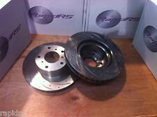 HOLDEN HSV CLUBSPORT R8, VT VU VX VY VZ REAR DISC BRAKE ROTORS -*UPG* 315 MM