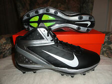 Nike Alpha Talon Elite 3/4 TD Football Cleats 10.5 (New)