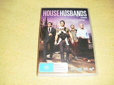 HOUSE HUSBANDS 1 Complete First Season One = 3 DVD NEW SEALED TV Show Series R4