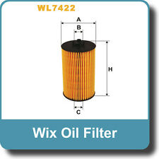 NEW Genuine WIX Replacement Oil Filter WL7422