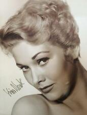 Kim Novak- Signed Oversized Photograph