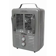 Utilitech 5,118-BTU Utility Fan Cabinet Electric Space Heater with Thermostat