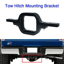 Receiver Trailer Towing Tow Hitch Light Mounting Bracket Mount System Dual Led