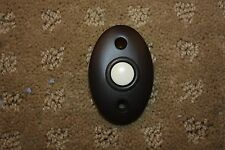 Bronze doorbell button decorator Baldwin Emtek Nutone doorbell chime LOT AVAIL