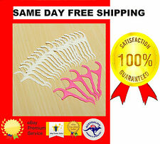 25PACK NEW WAXED ORAL CARE DENTAL FLOSS TOOTHPICK STICK INTERDENTAL BRUSH CLEANS