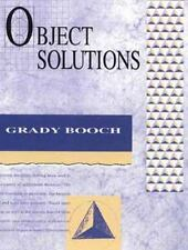 Object Solutions: Managing the Object-Oriented Project Booch, Grady Paperback
