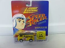 Johnny Lightning Speed Racer 2000 Racer X VW Bus 1 of 5000