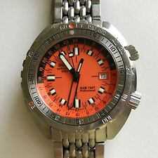 DOXA SUB 750T GMT Professional LIMITED EDITION DIVE WATCH
