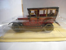 paya jouet tole vieux taxi rouge , tin toy old taxi red