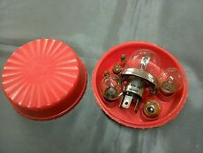 Bulb pots holder kit emergency Ferrari tool 275 365 308 Dino Lamborghini Lancia