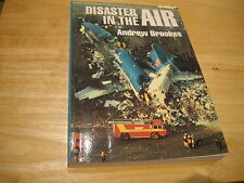 Disaster in the Air by Andrew J. Brookes (Paperback, 1992)