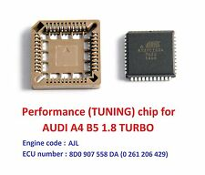 Modified chip for AUDI A4 B5 1.8T AJL turbo engine. Chip tuning (Chiptuning)!