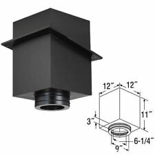 "11"" Square Ceiling Support Box - 6"""