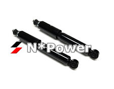 GAS SHOCK ABSORBERS PAIR FRONT FOR MITSUBISHI PAJERO NH NJ NK NL 4WD WAGON 91-00