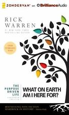 The Purpose Driven Life : What on Earth Am I Here For? by Rick Warren (2014,...