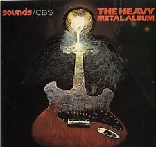 VARIOUS The Heavy Metal Album The Sounds Album Volume 4 1979 UK Vinyl LP Record