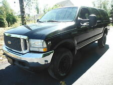 Ford : Excursion XLT 4X4 4DR