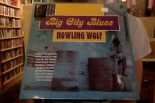 Howling Wolf Big City Blues LP sealed 180 gm vinyl RE reissue
