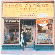 King's Record Shop  Rosanne Cash Vinyl Record