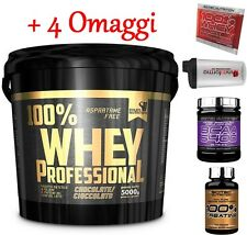 Gold's Nutrition 100% whey protein professional 5 kg proteine siero+ bcaa scitec