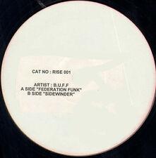B.U.F.F. - Federation Funk / Sidewinder - Rise