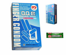 500 PCS Finger CONDOM  COOL MINI  MEDICAL LEAVE FORM MOST PEOPLE PLANNING COUNTR
